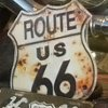 Williams et la route 66