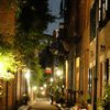 Beacon hill quartier de Boston