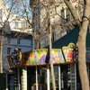 Quartier des Abbesses paris 18